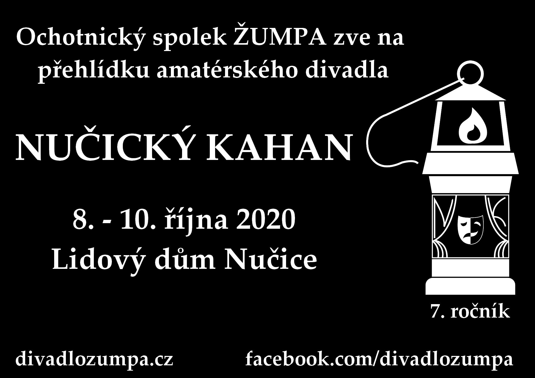 Nučický Kahan 2020